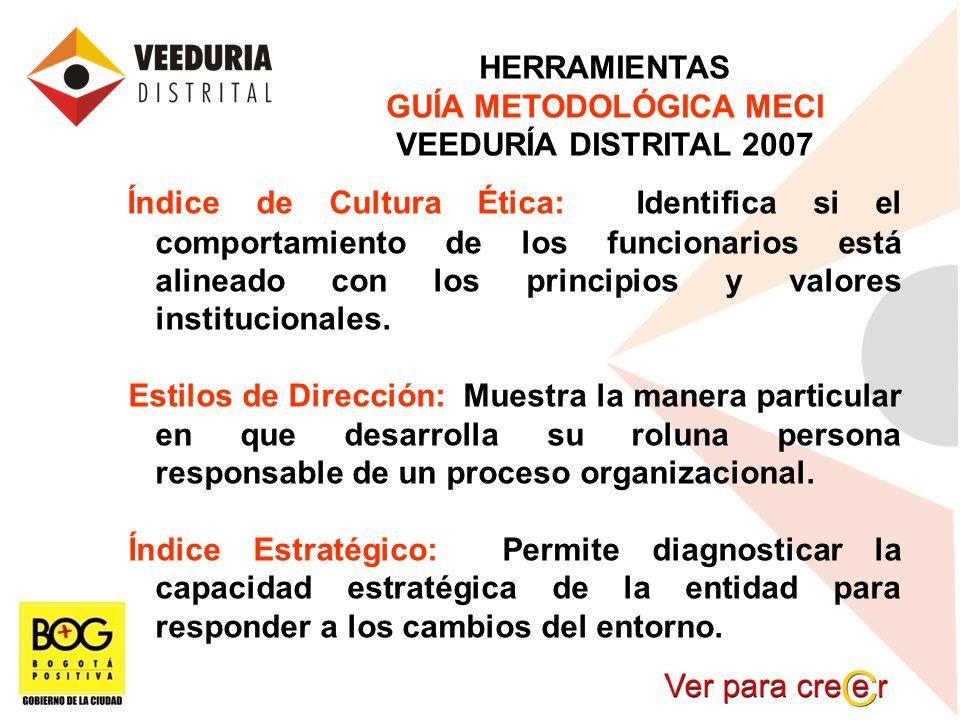 GUÍA METODOLÓGICA MECI