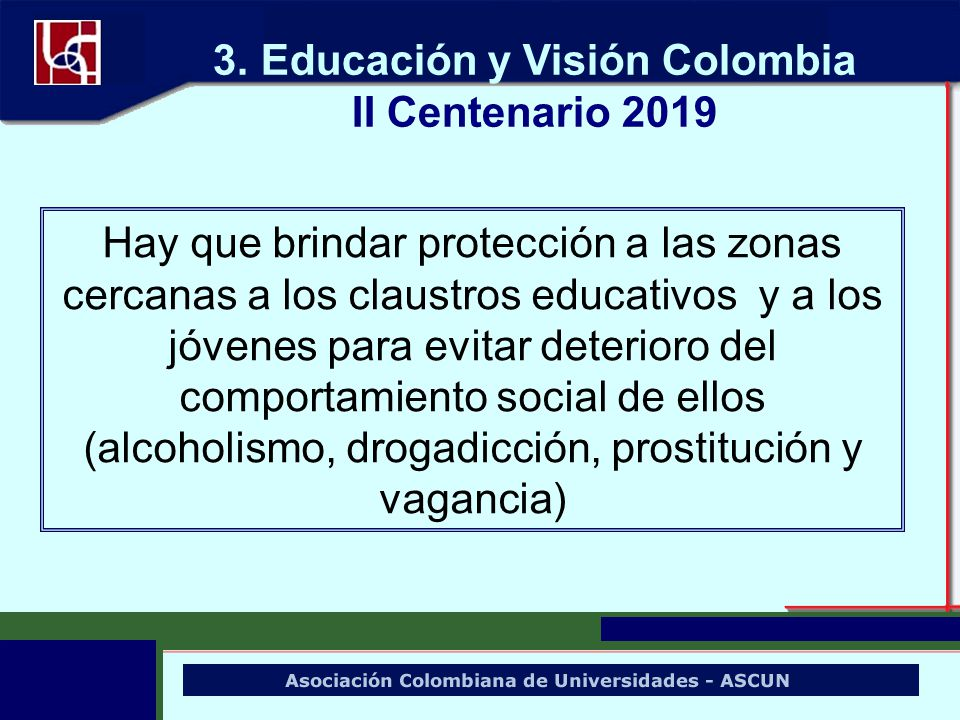 Educación y Visión Colombia