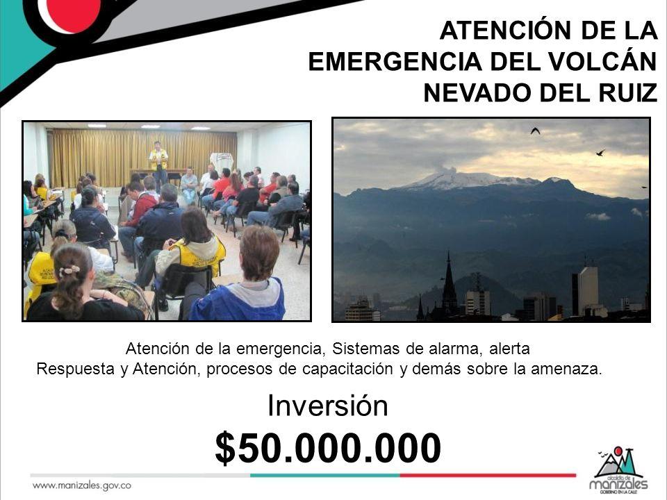 Atención de la emergencia, Sistemas de alarma, alerta