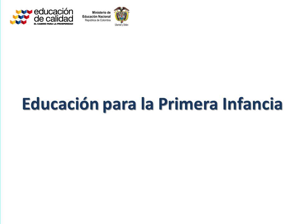 Educación para la Primera Infancia