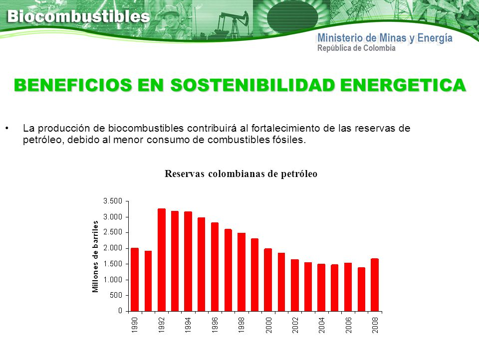 BENEFICIOS EN SOSTENIBILIDAD ENERGETICA