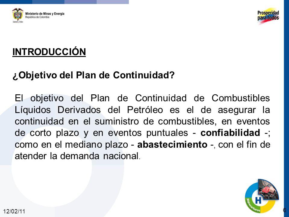 ¿Objetivo del Plan de Continuidad