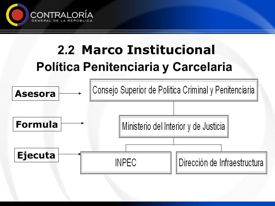 Política Penitenciaria y Carcelaria
