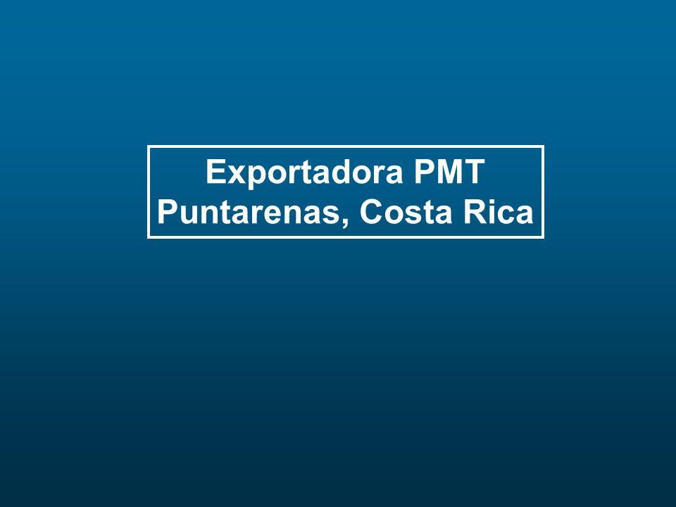 Exportadora PMT Puntarenas, Costa Rica