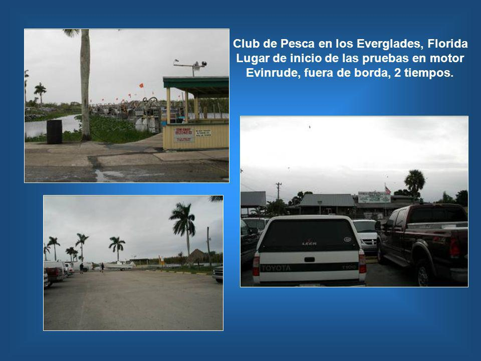 Club de Pesca en los Everglades, Florida
