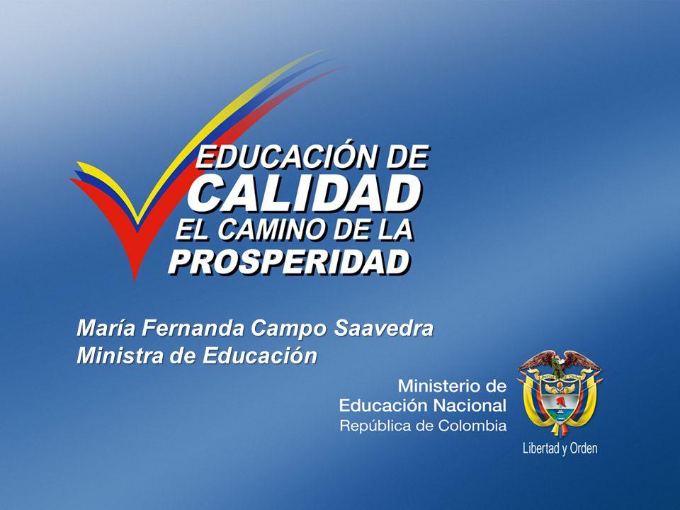 María Fernanda Campo Saavedra