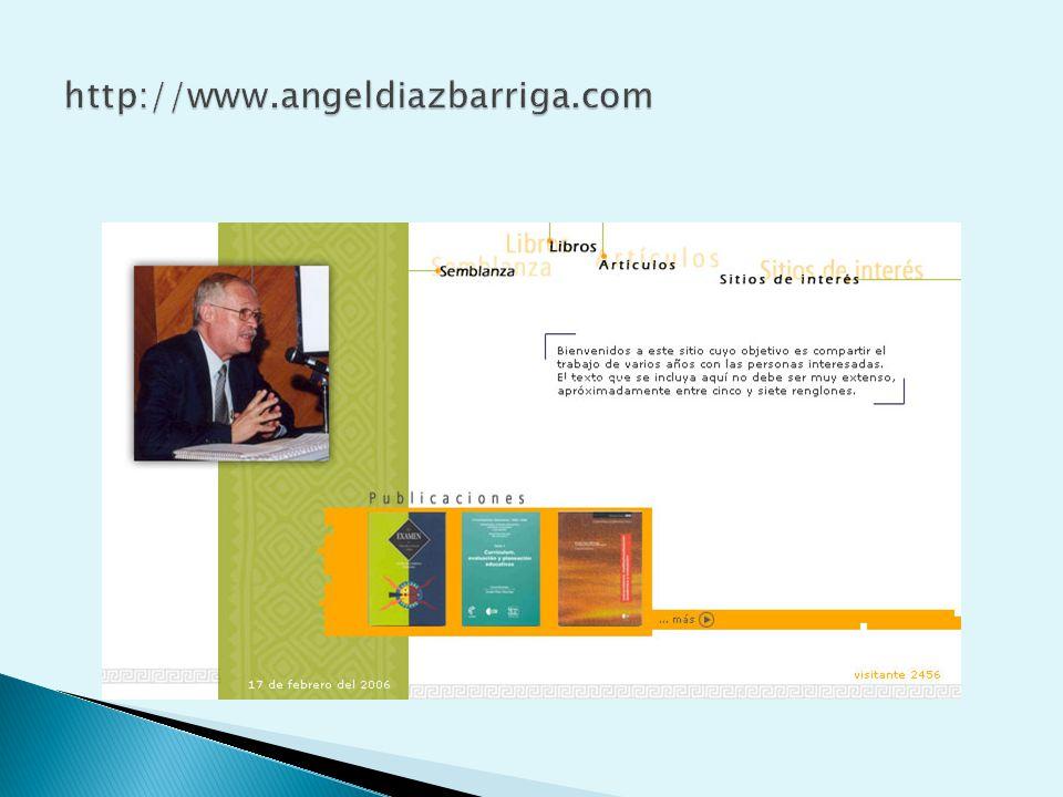http://www.angeldiazbarriga.com