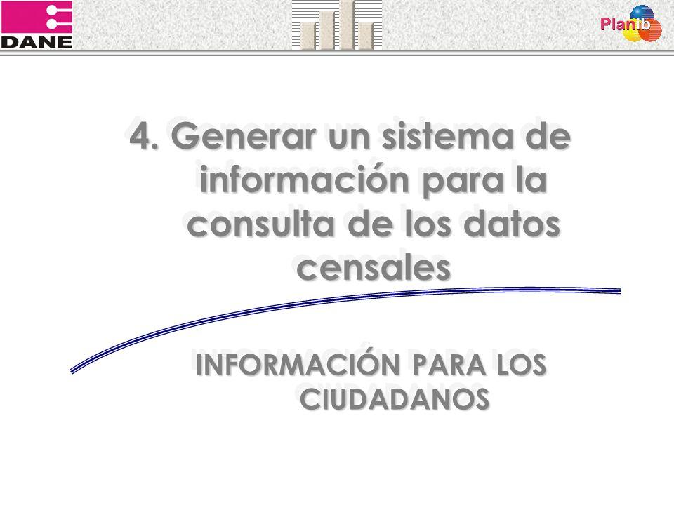 INFORMACIÓN PARA LOS CIUDADANOS