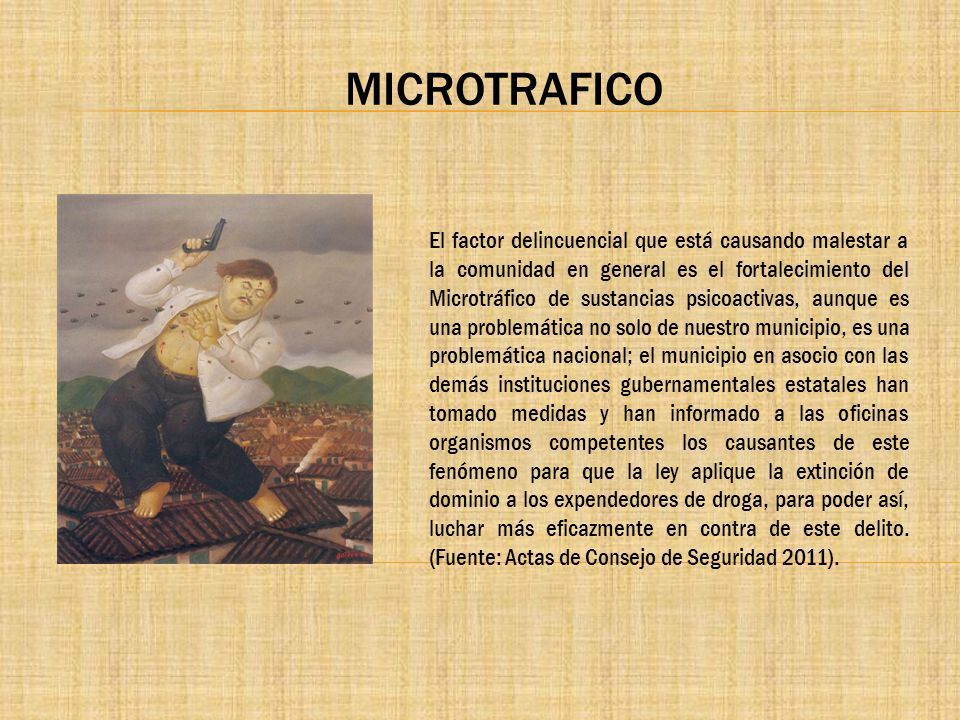 MICROTRAFICO