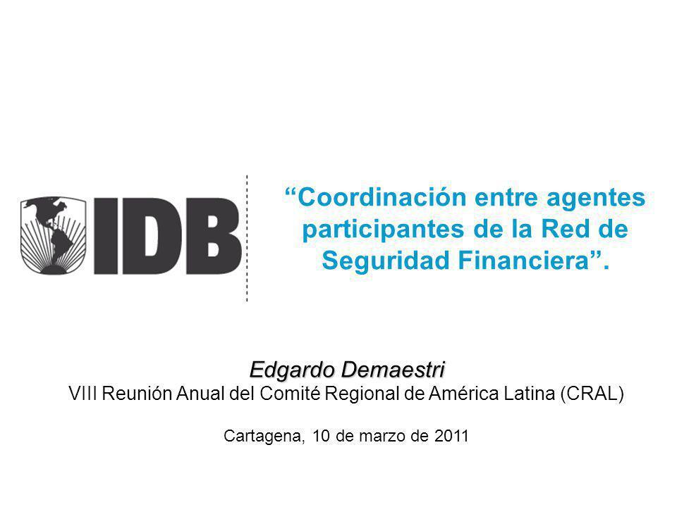 VIII Reunión Anual del Comité Regional de América Latina (CRAL)