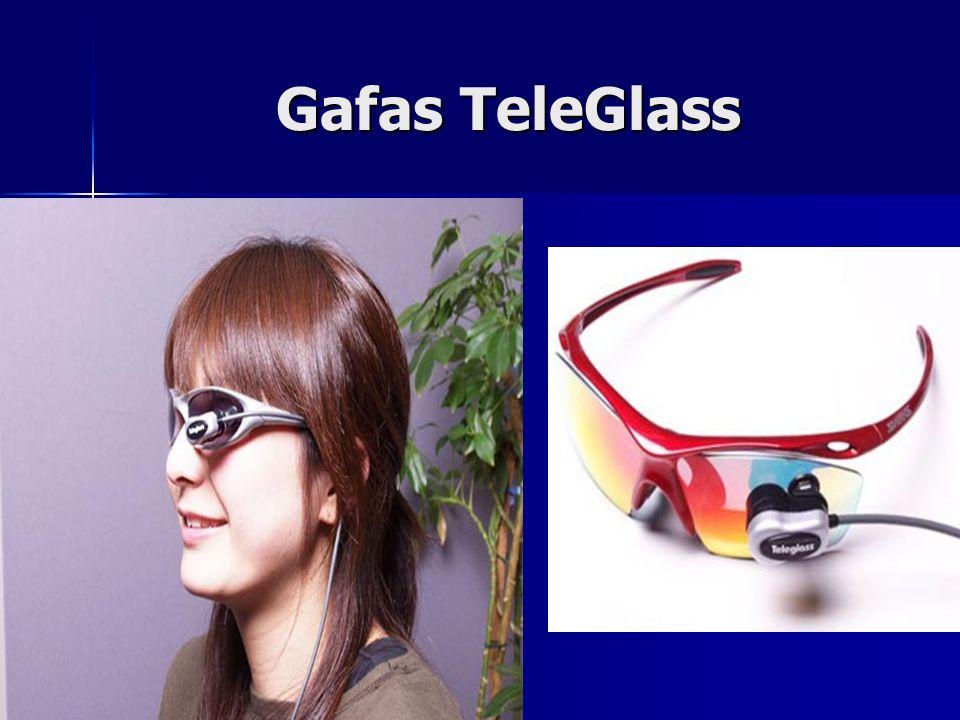 Gafas TeleGlass