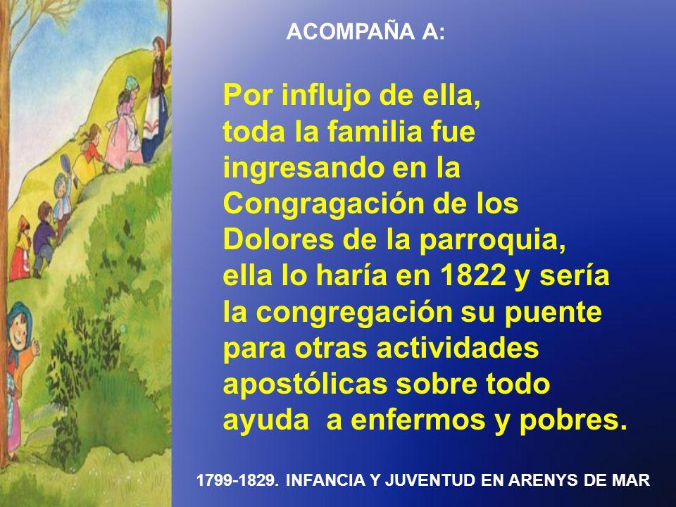 ACOMPAÑA A: