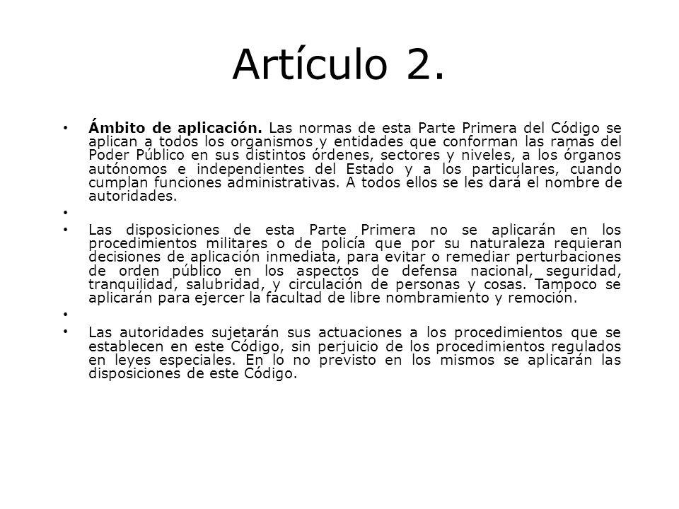 Artículo 2.