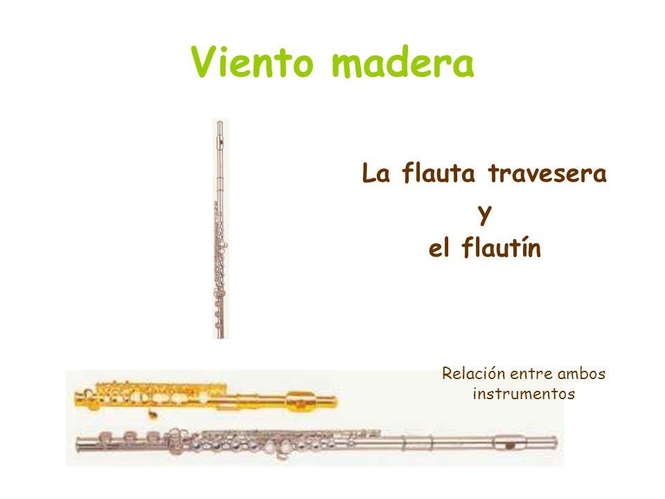 Relación entre ambos instrumentos