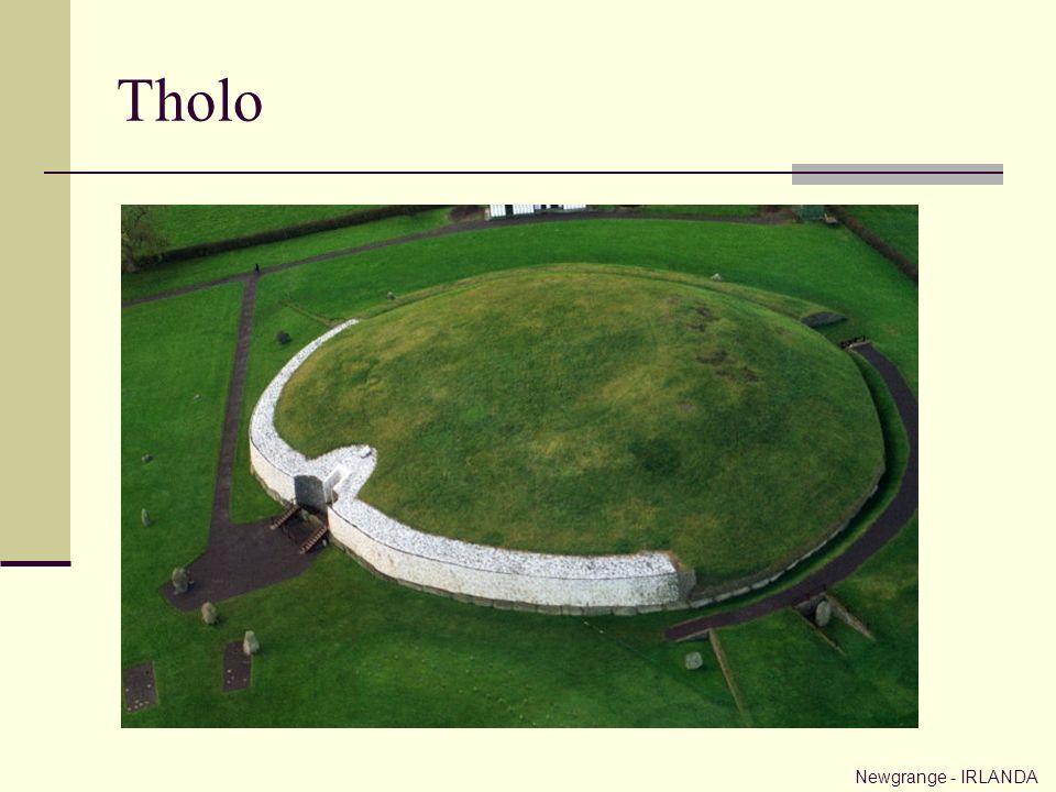 Tholo Newgrange - IRLANDA
