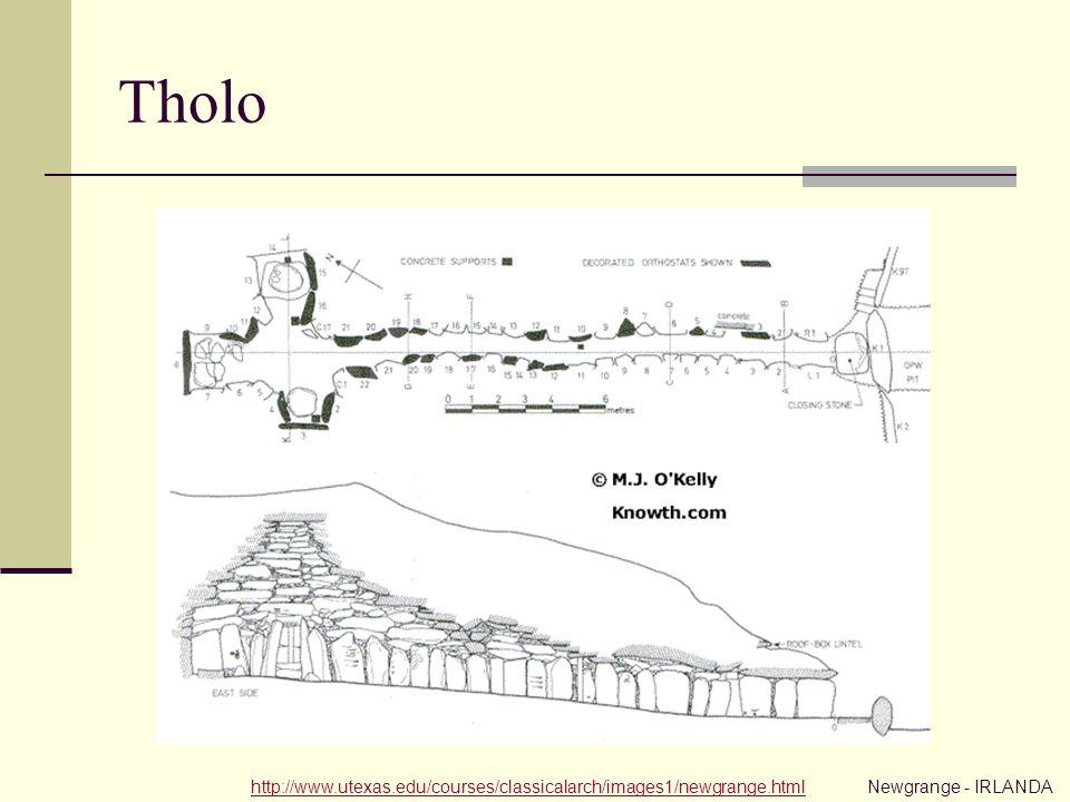 Tholo http://www.utexas.edu/courses/classicalarch/images1/newgrange.html Newgrange - IRLANDA.