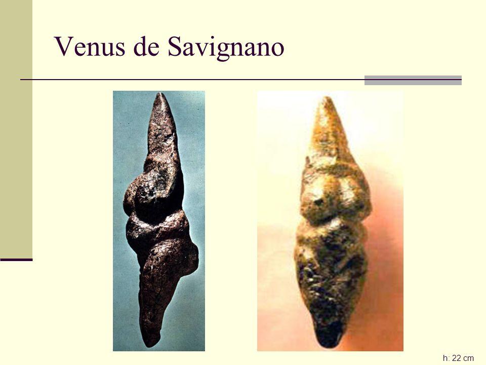 Venus de Savignano h: 22 cm