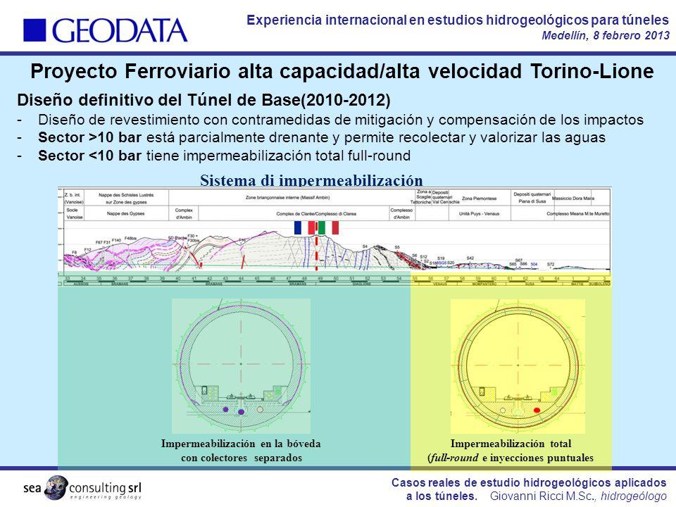 Proyecto Ferroviario alta capacidad/alta velocidad Torino-Lione