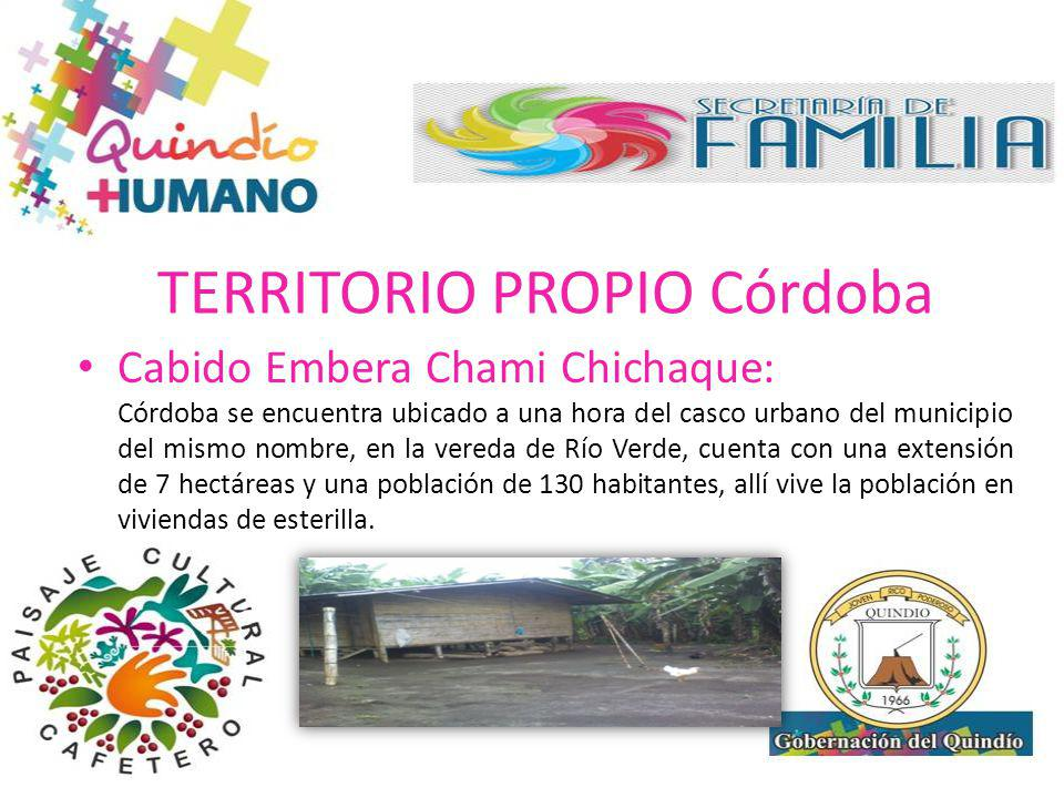 TERRITORIO PROPIO Córdoba