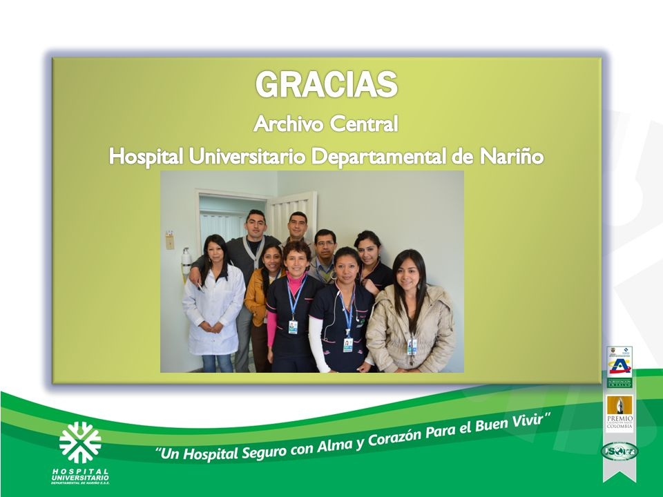 Hospital Universitario Departamental de Nariño
