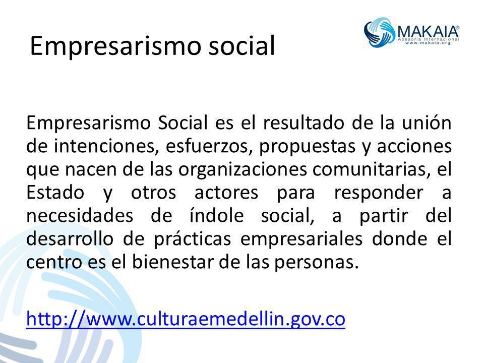 Empresarismo social