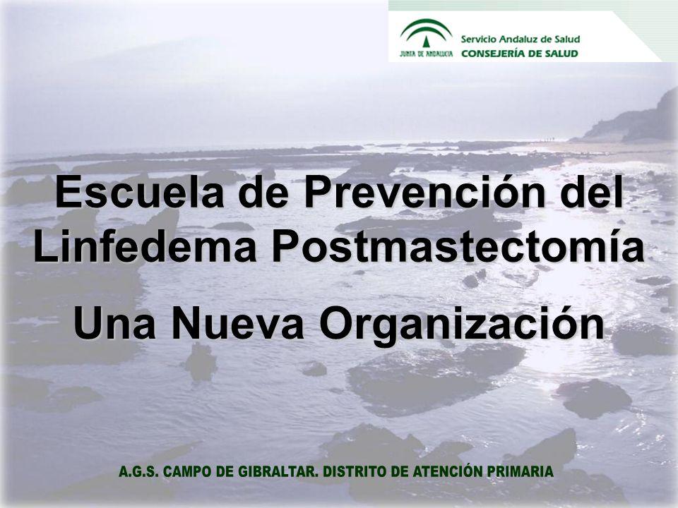 Escuela de Prevención del Linfedema Postmastectomía