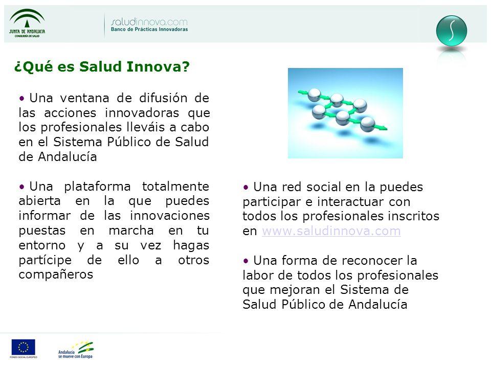 ¿Qué es Salud Innova