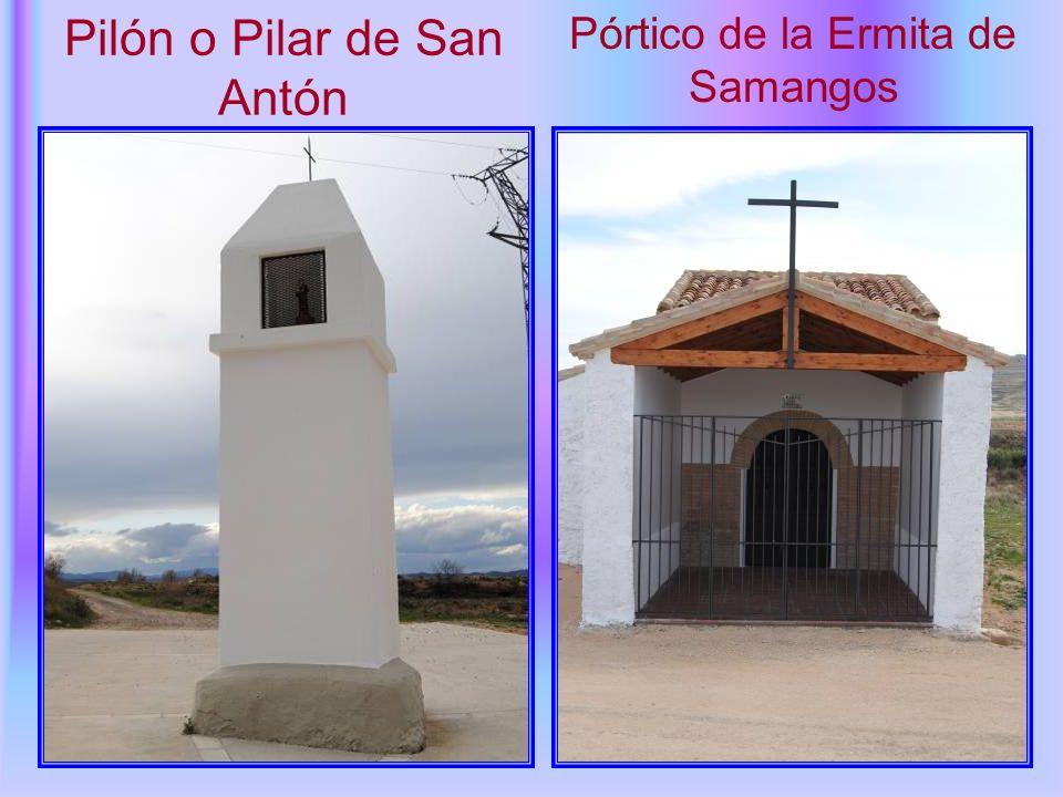 Pilón o Pilar de San Antón