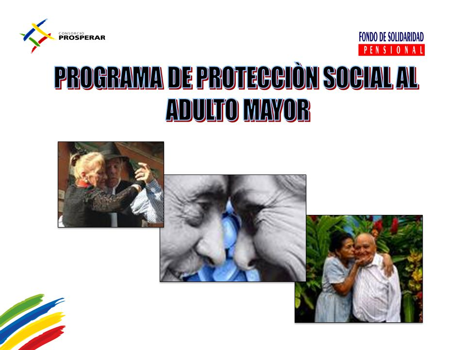 PROGRAMA DE PROTECCIÒN SOCIAL AL