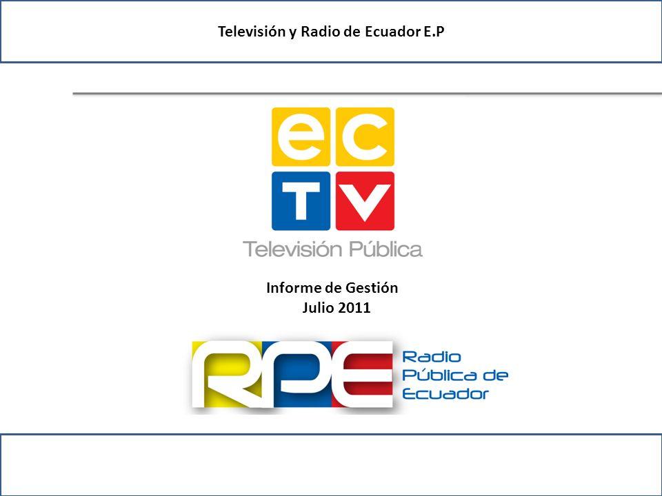 Televisión y Radio de Ecuador E.P