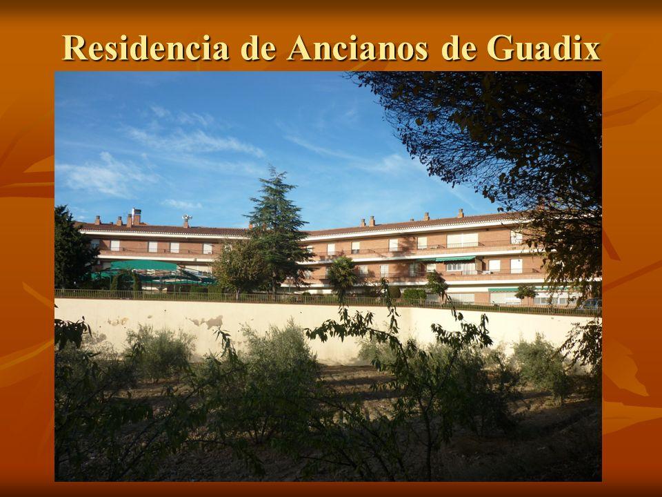 Residencia de Ancianos de Guadix