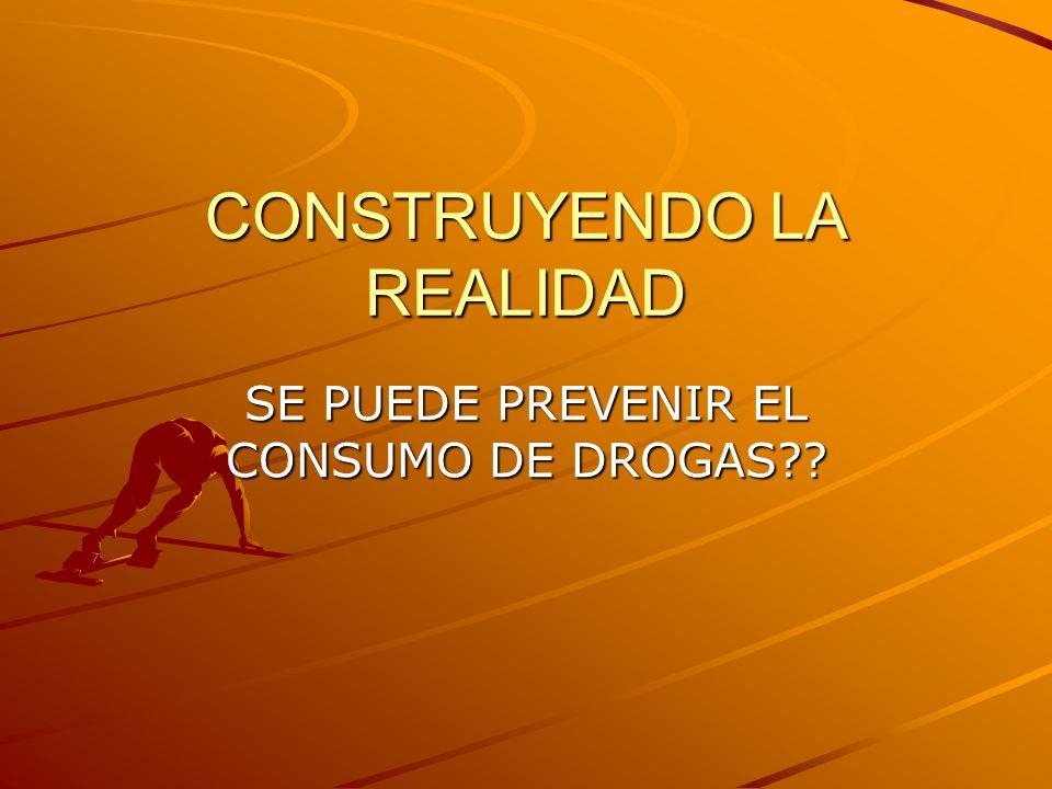 CONSTRUYENDO LA REALIDAD