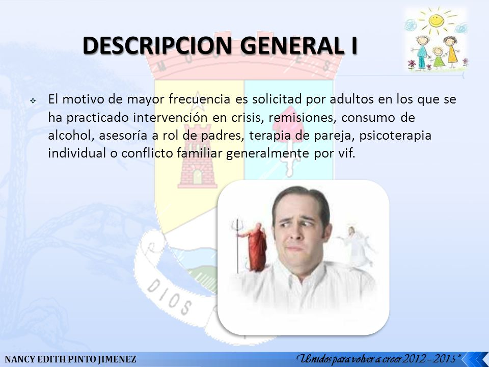 DESCRIPCION GENERAL I