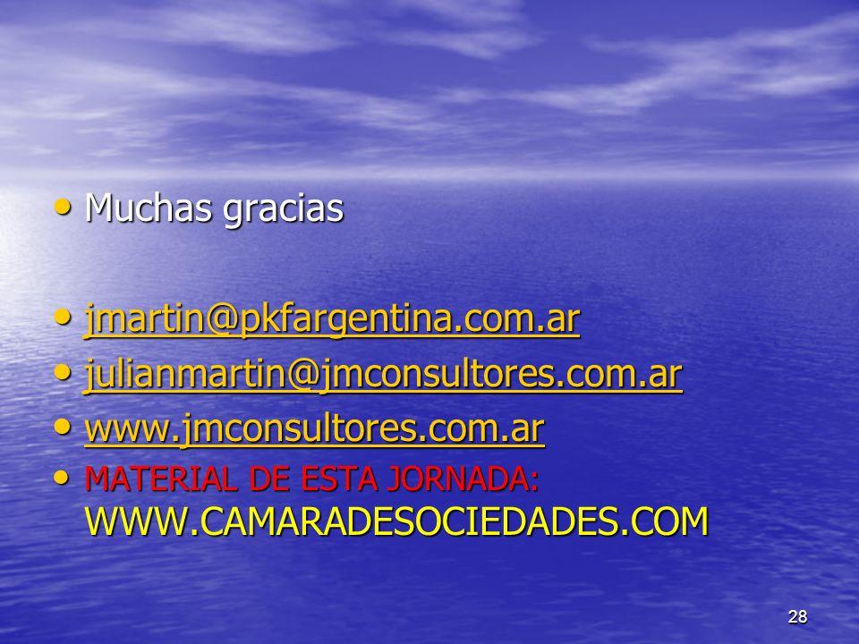 Muchas gracias jmartin@pkfargentina.com.ar