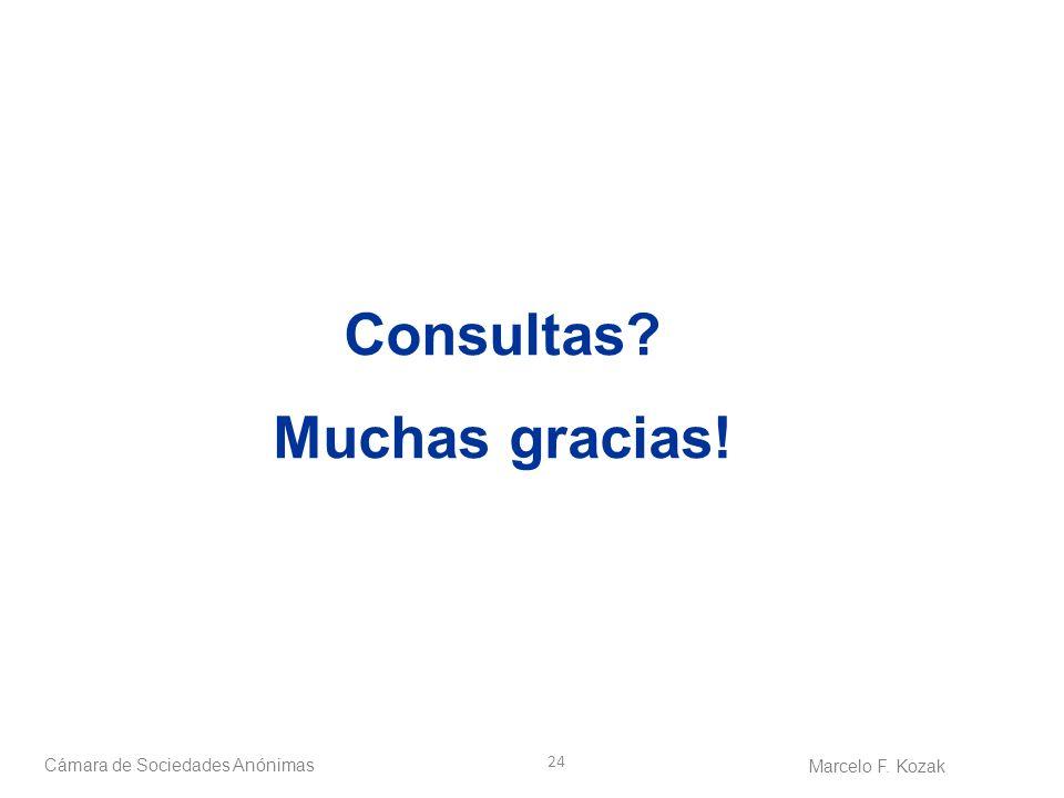 Consultas Muchas gracias!