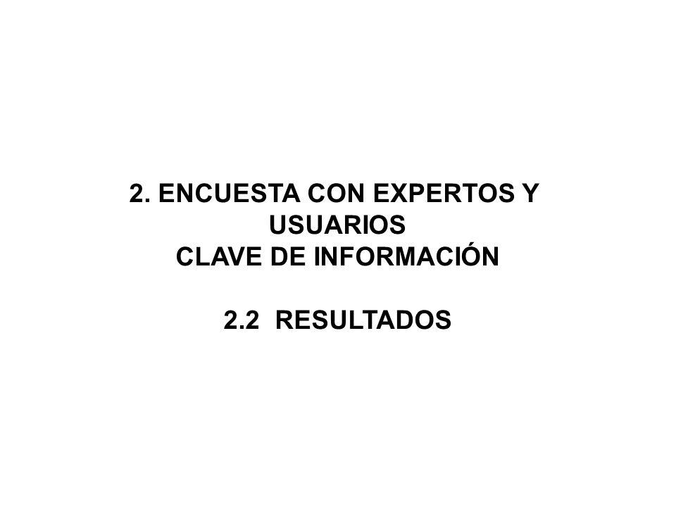 2. ENCUESTA CON EXPERTOS Y