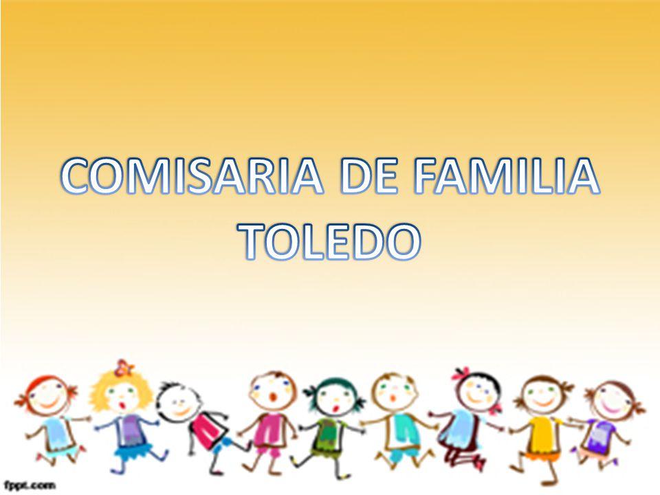 COMISARIA DE FAMILIA TOLEDO