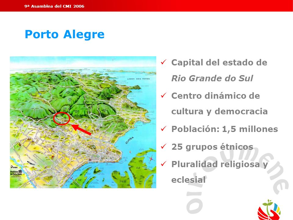 Porto Alegre Capital del estado de Rio Grande do Sul