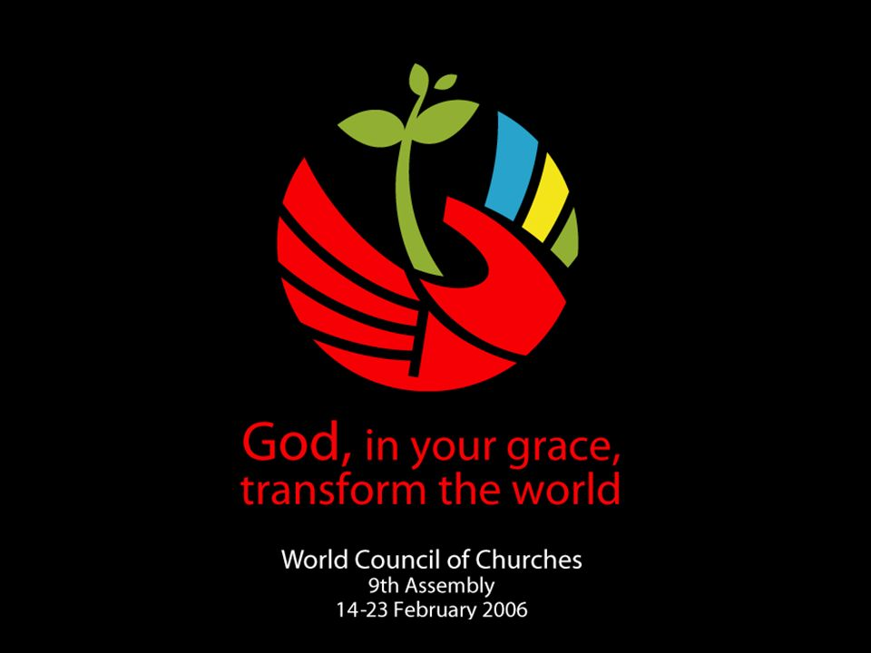 God, in your grace, transform the world