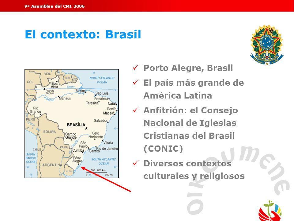 El contexto: Brasil Porto Alegre, Brasil