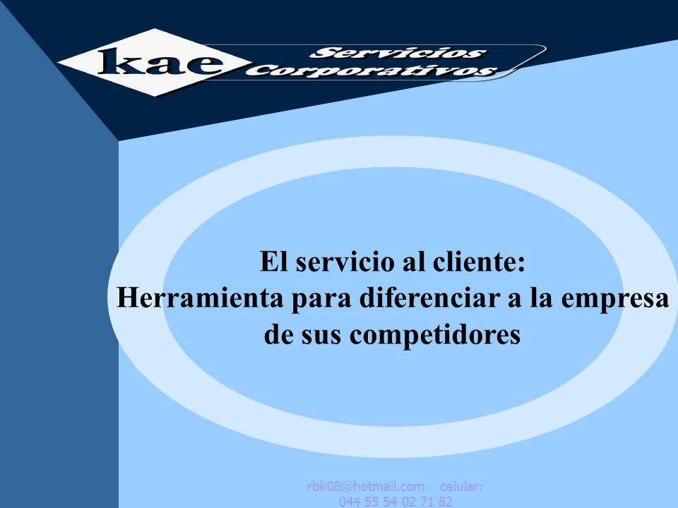 El servicio al cliente: Herramienta para diferenciar a la empresa