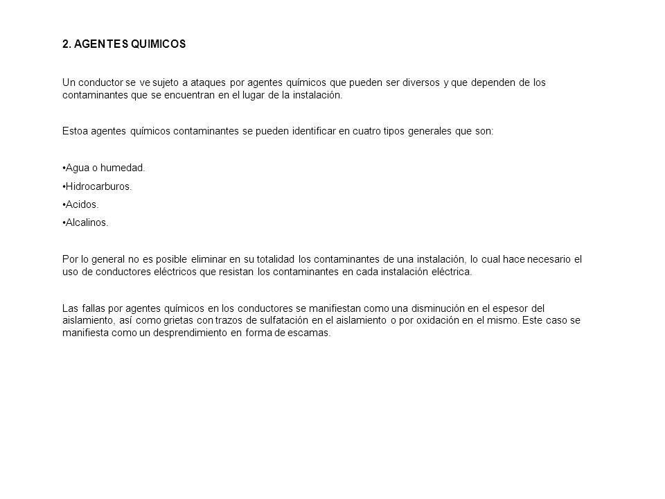 2. AGENTES QUIMICOS