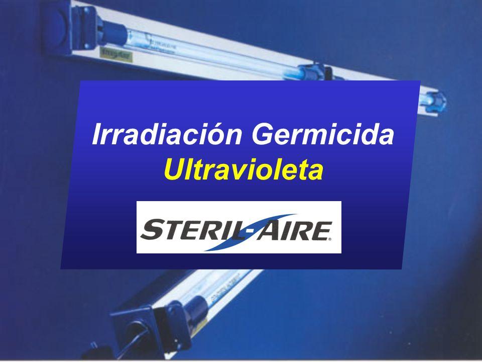 Irradiación Germicida Ultravioleta