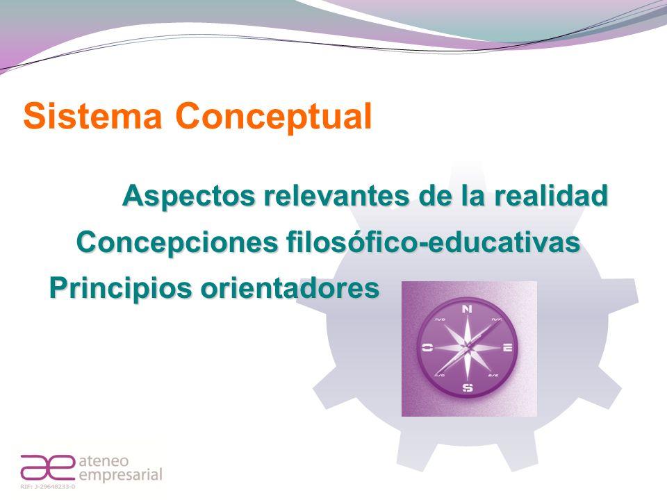 Concepciones filosófico-educativas