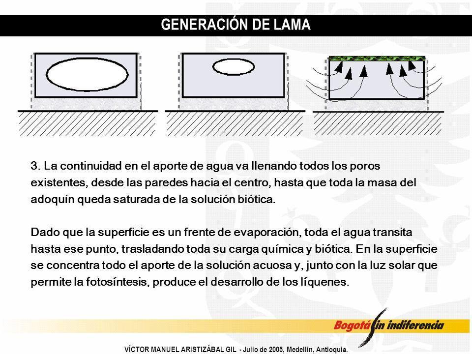 GENERACIÓN DE LAMA