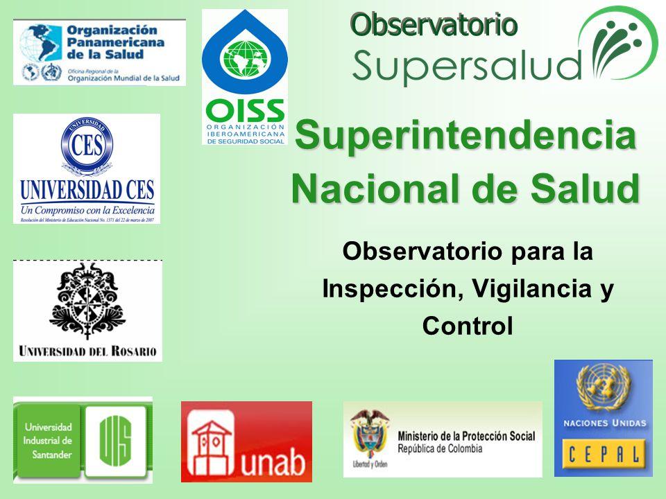 Superintendencia Nacional de Salud