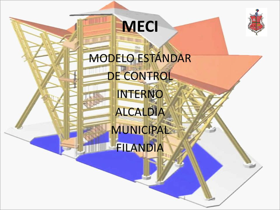 MODELO ESTÁNDAR DE CONTROL INTERNO ALCALDIA MUNICIPAL FILANDIA