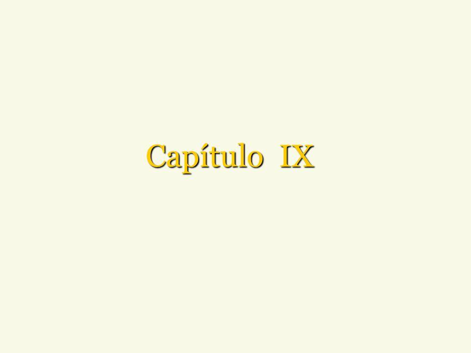 Capítulo IX