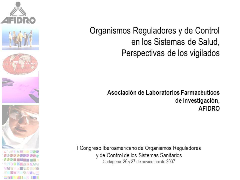 Organismos Reguladores y de Control en los Sistemas de Salud, Perspectivas de los vigilados