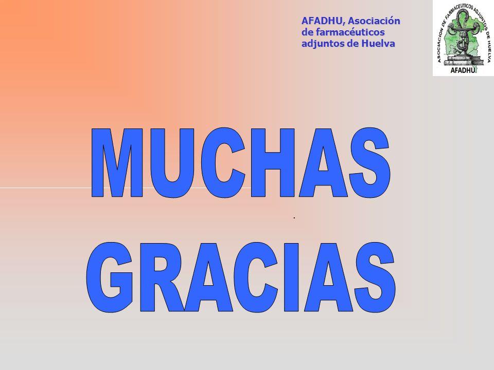 AFADHU, Asociación de farmacéuticos adjuntos de Huelva